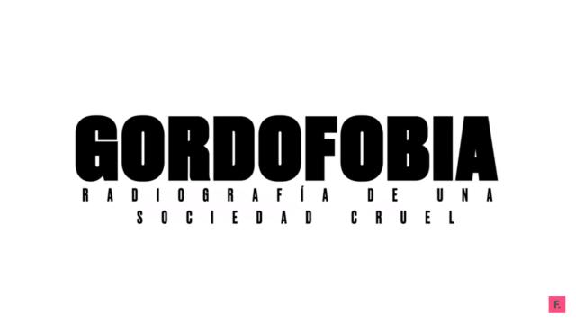 gordofobia título